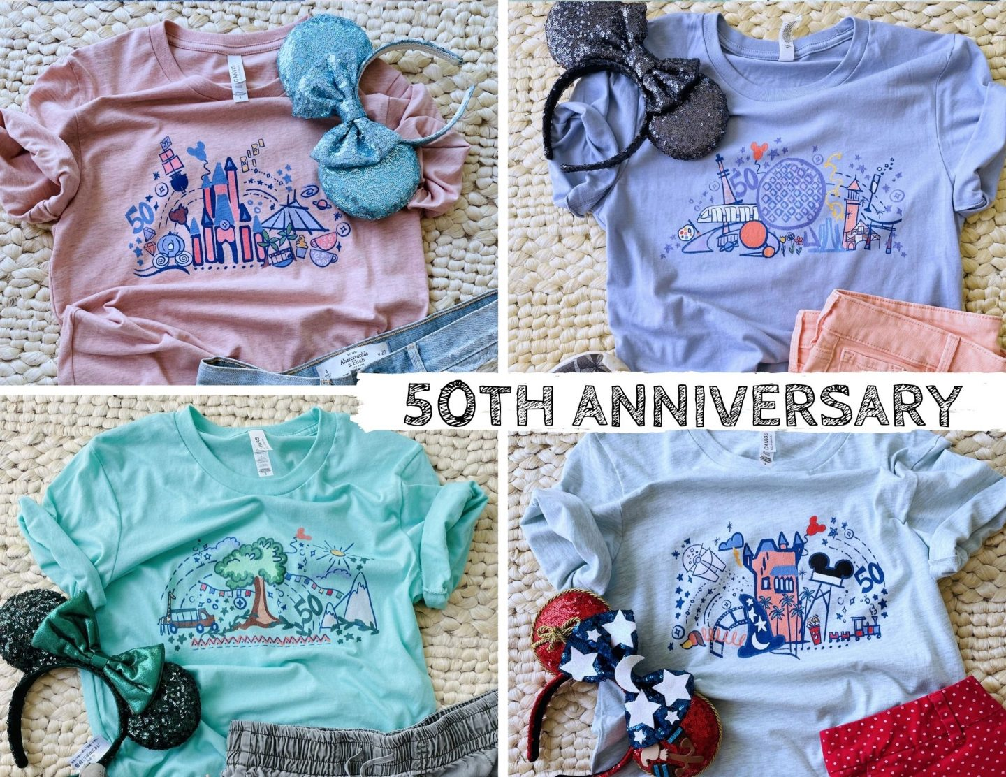 Disney's 50th Anniversary Collection