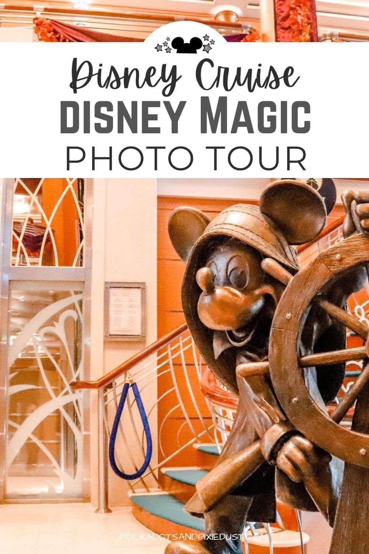 Disney Magic Disney Cruise Line Photos for the Halloween on the High Seas Cruise. #disneycruise #polkadotpixies