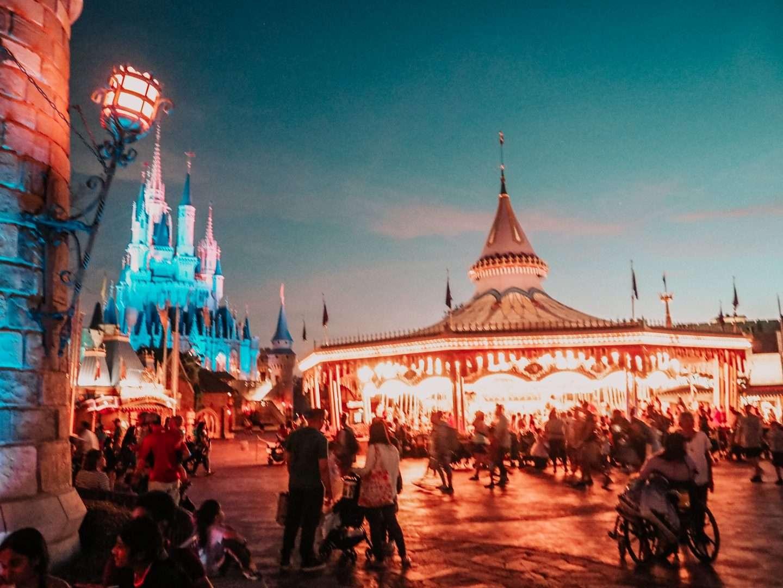 Magic Kingdom Disney After Hours