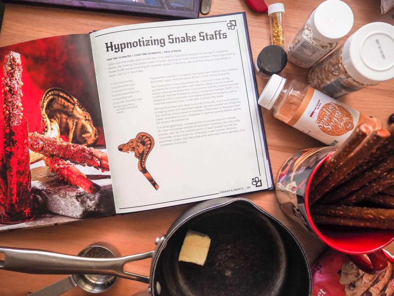 Disney Villains Cookbook
