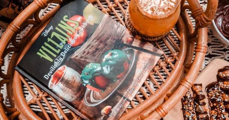 Disney Villains Devilishly Delicious Cookbook Disney Book Review