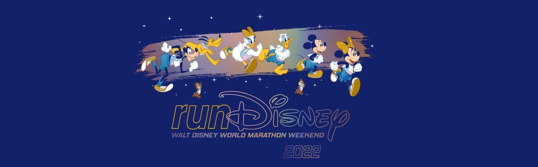 rundisney Walt Disney World marathon 2022