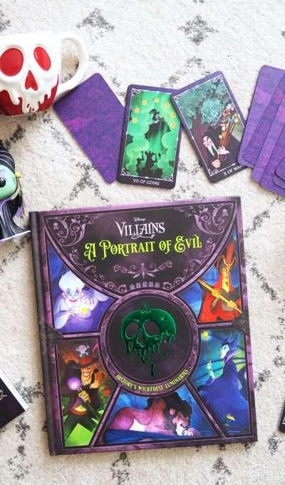Disney Villains Book and Tarot A Portrait of Evil Review
