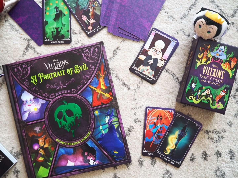 Disney Villains Tarot Desk