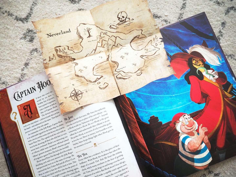 Captain Hook disney Villains Wickedest Luminaries