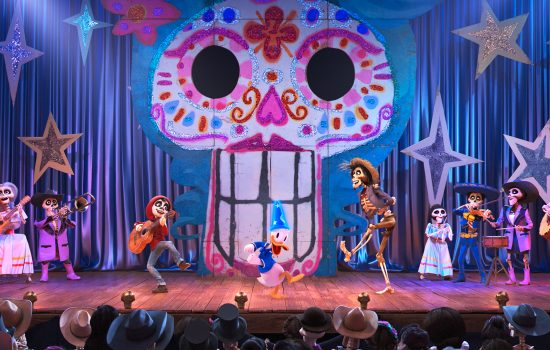 New Entertainment and Shows at Walt Disney World