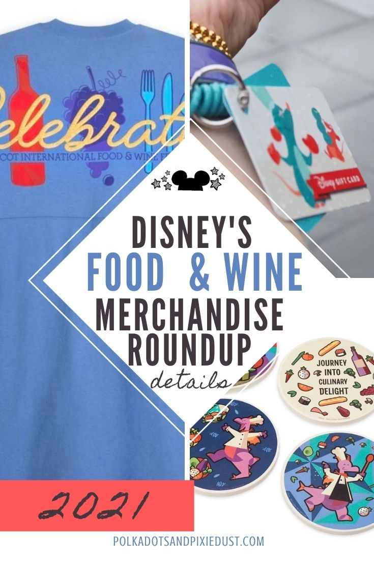 Check out the NEW COLLECTIONS for the Food and Wine festival, some now available on shopDisney! We'll be adding to this post as new items show up! So from the Food and Wine Dooney and Bourke bags, to jerseys, coasters and more. Here are all the newly released Food and Wine Festival merchandise! #polkadotpixies #tasteepcot #foodandwine #disneygifts
