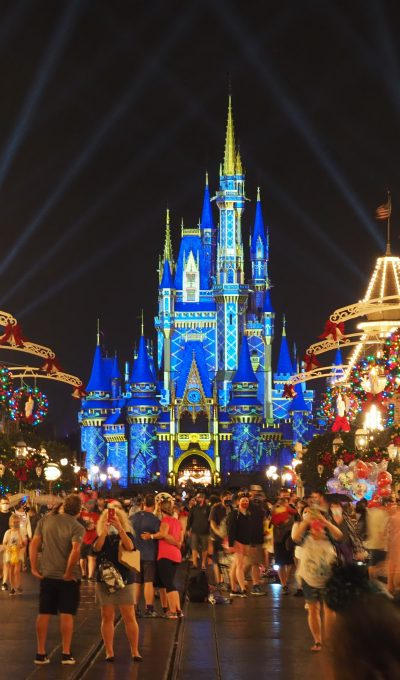 Disney's Very Merriest After Hours Christmas Party at Magic Kingdom