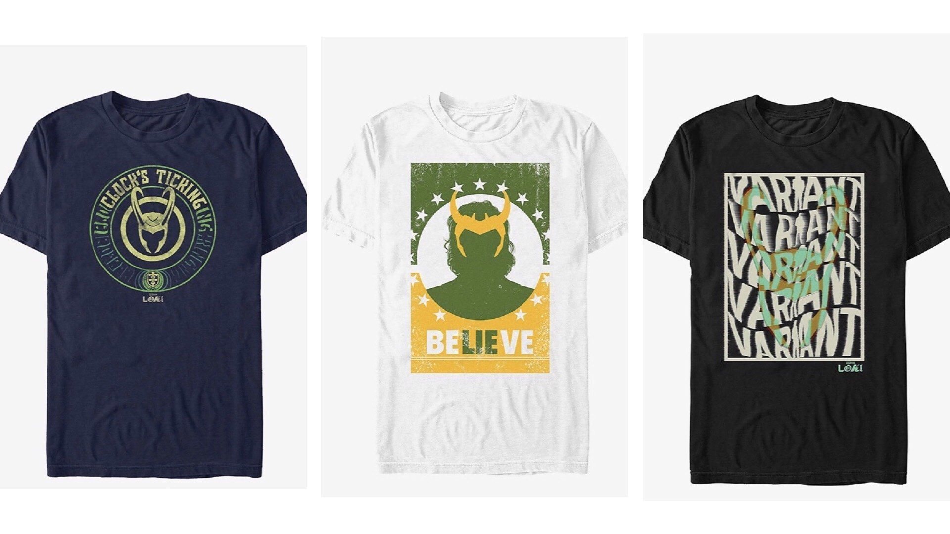 Loki merchandise