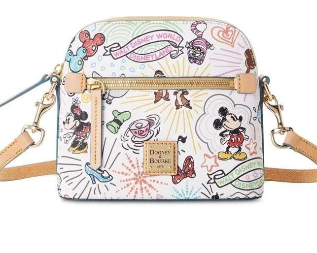 Disney Sketch Satchel