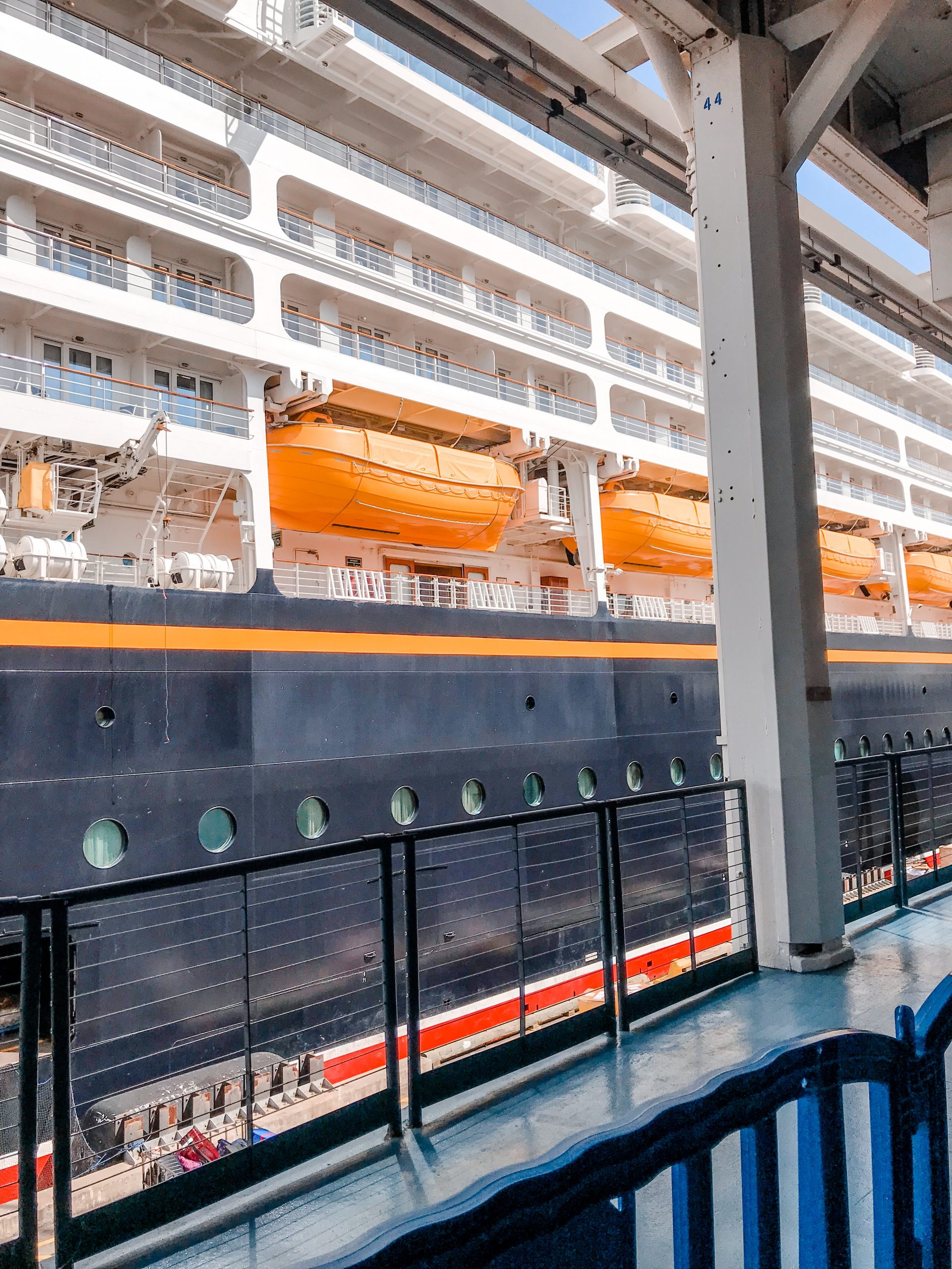 Disney Cruise New York City