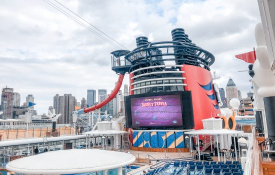 Sailing Out of New York City with Disney Cruise Line