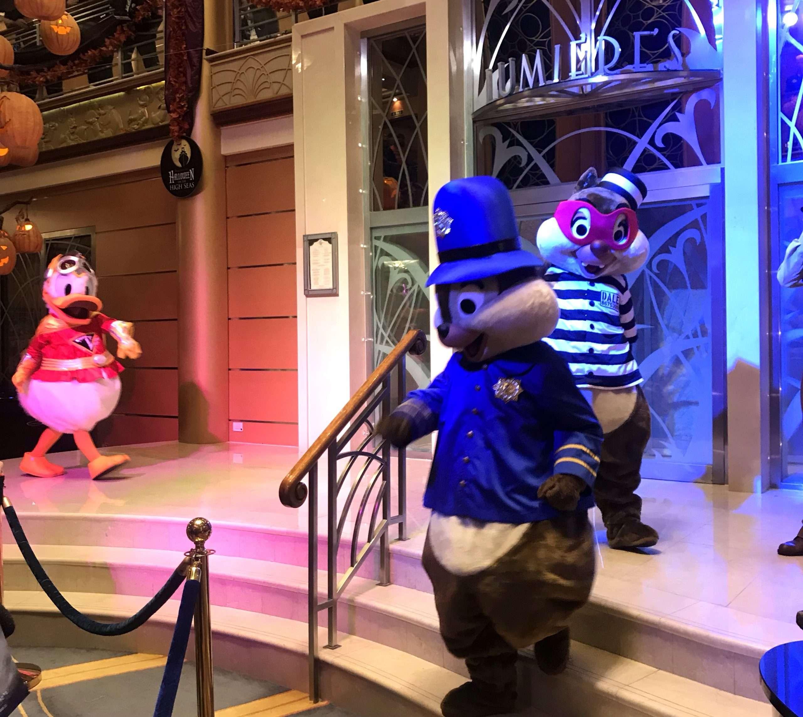 Disney Cruise Halloween on the High Seas
