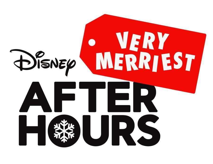 Disney's Very Merriest Christmas Party 2021