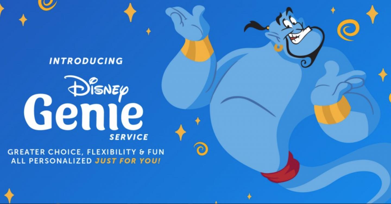 Disney Genie+ Service at Disney