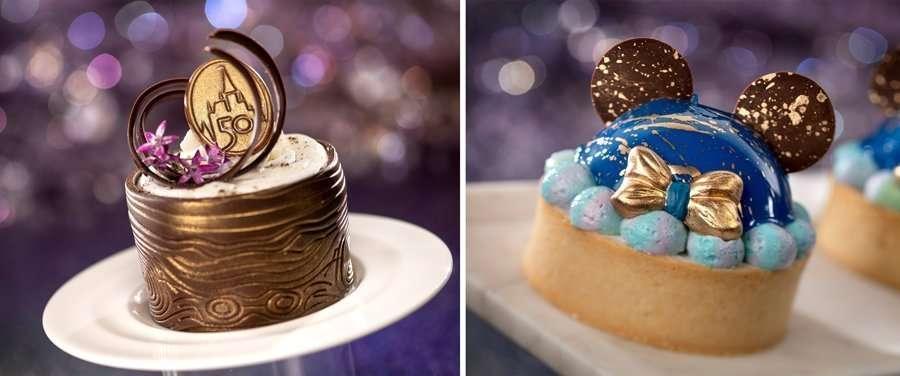 Disney Resort Snacks for the 50th Anniversary