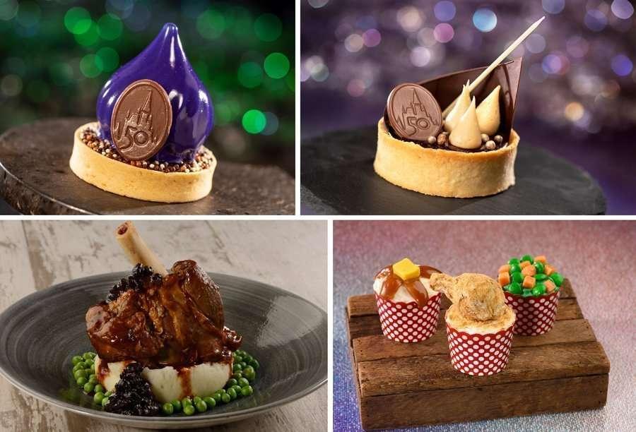 50th Anniversary Snacks at Disney Resorts