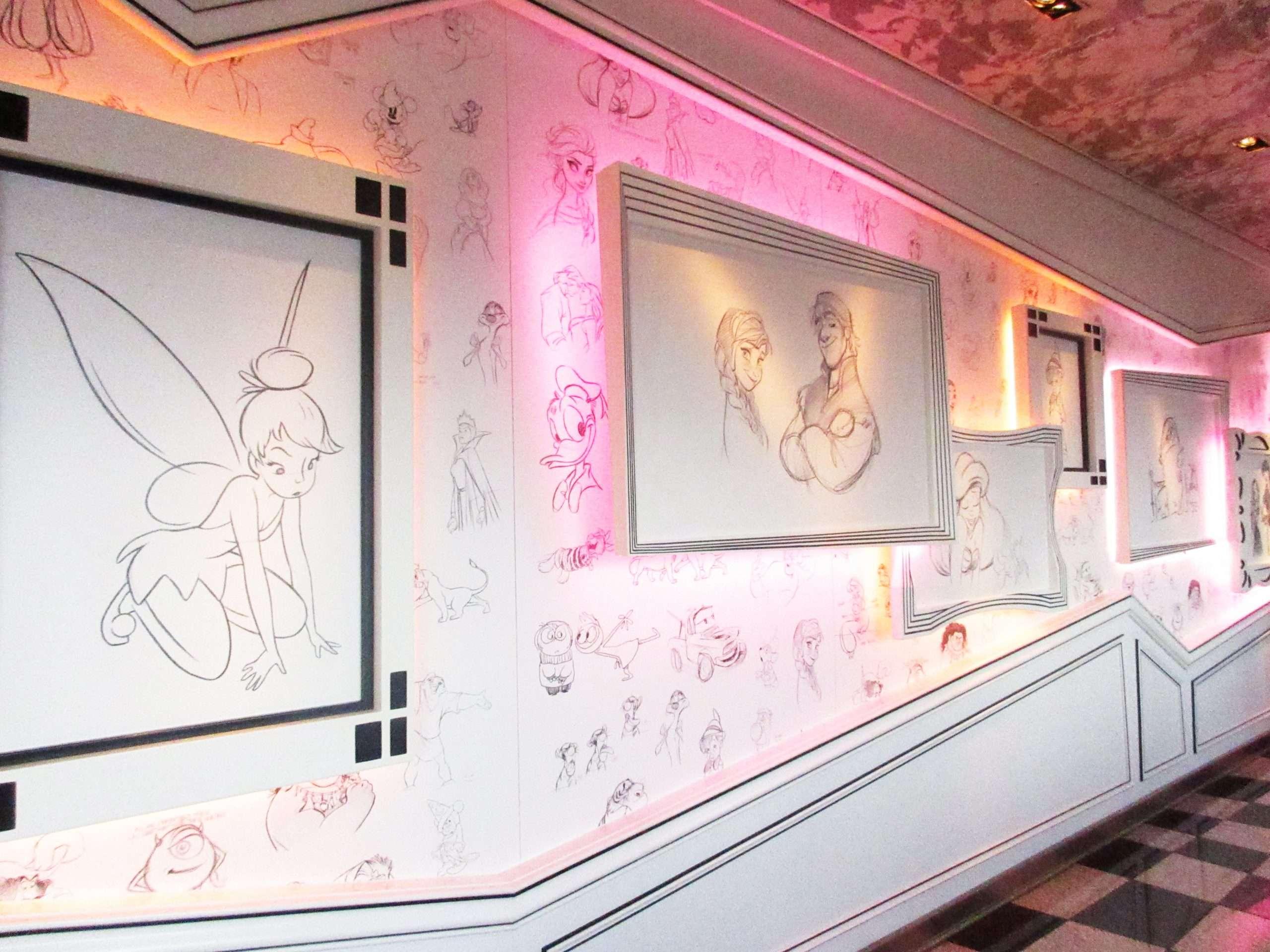 Animator's Palate Restaurant Review