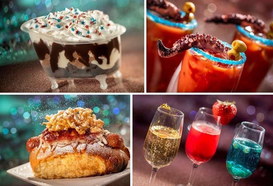 Magic Kingdom 50th Anniversary Snacks at Walt Disney World