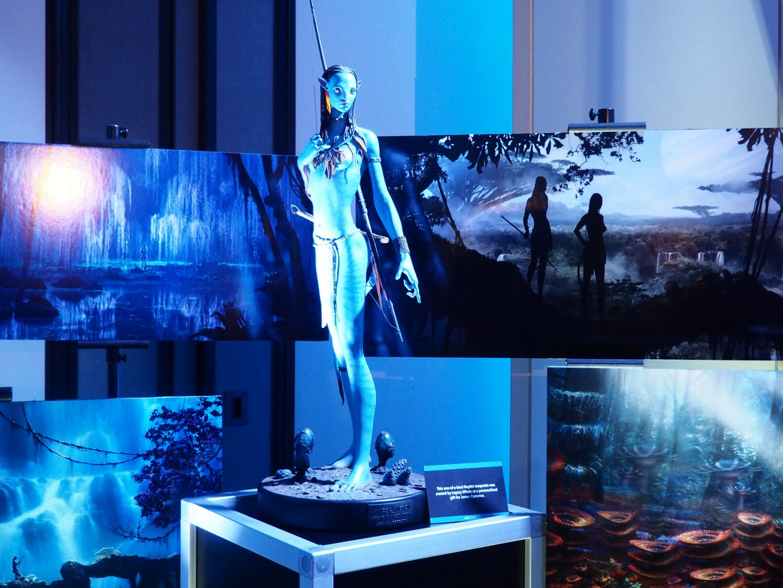 D23 EXPO Exhibit Rooms Avatar