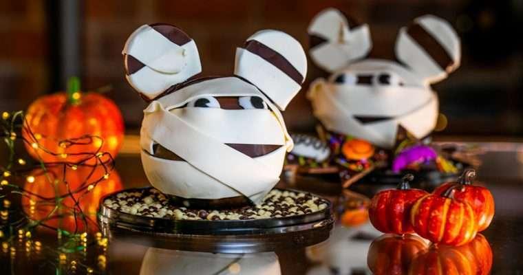 Disney Halloween Snacks at Walt Disney World 2021