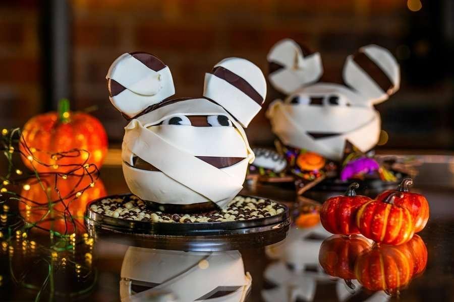 Mickey Halloween disney Halloween Snakcs