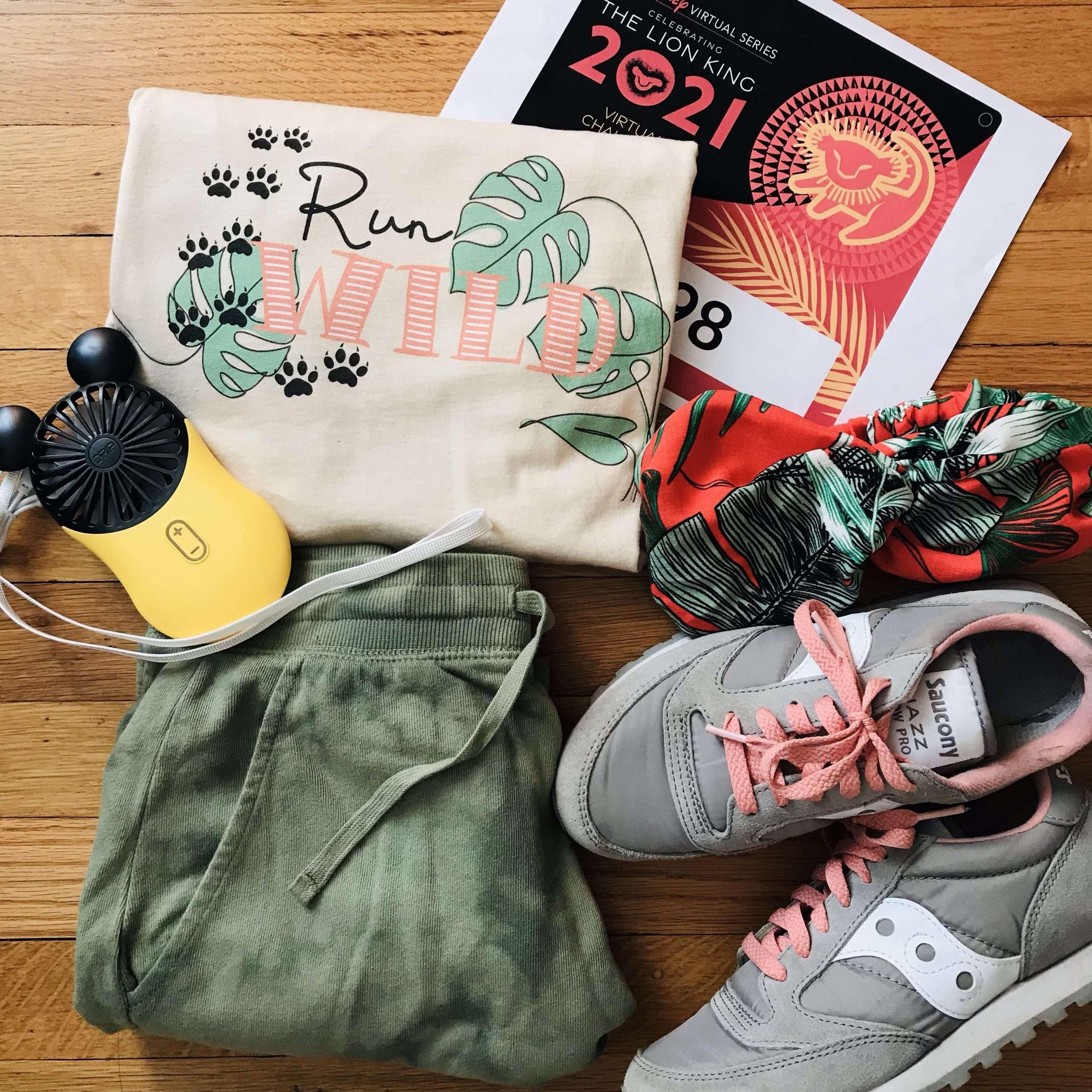 runDisney summer running