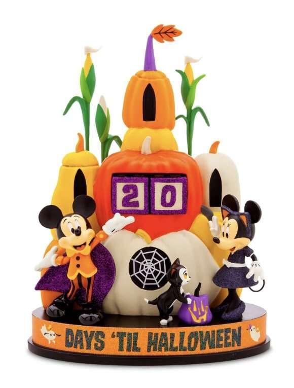 Disney Halloween countdown