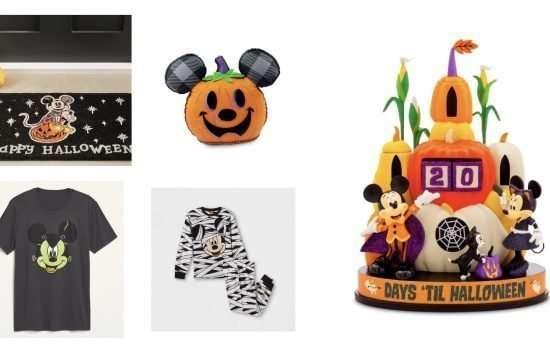 Disney Halloween Merchandise Roundup 2021