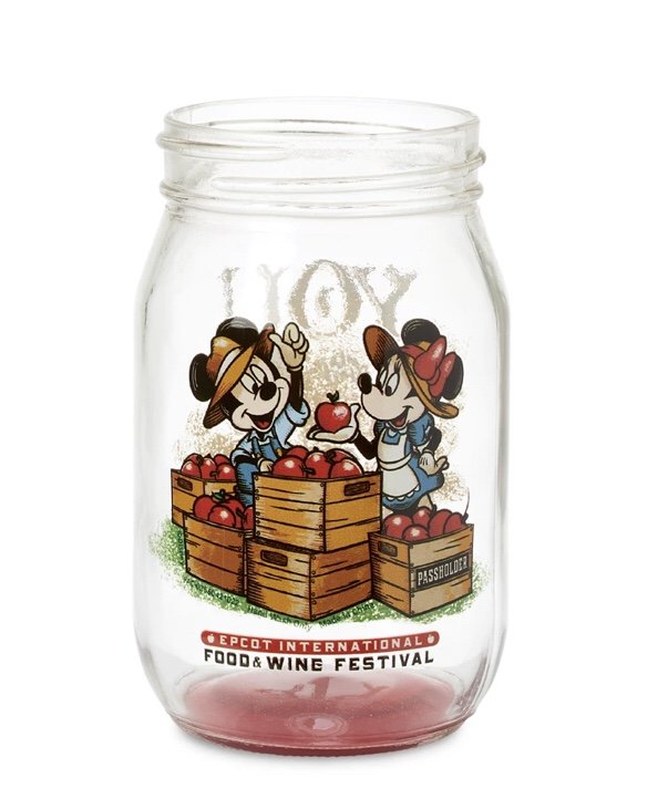 food and wine festival merchandise