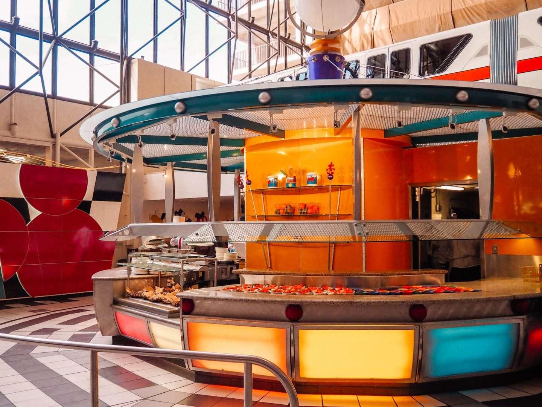 Chef Mickey's at Contemporary Walt disney World