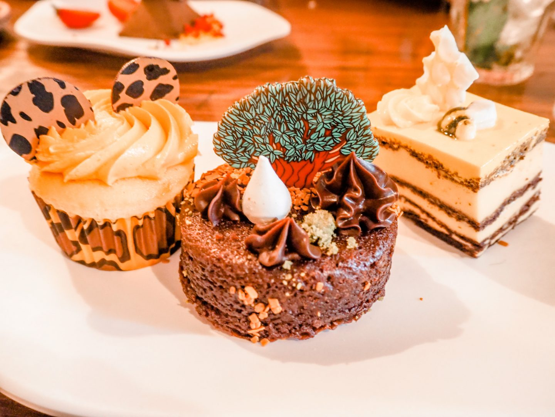 Tusker House Desserts Disney