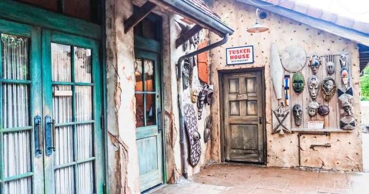 Tusker House Restaurant at Animal Kingdom