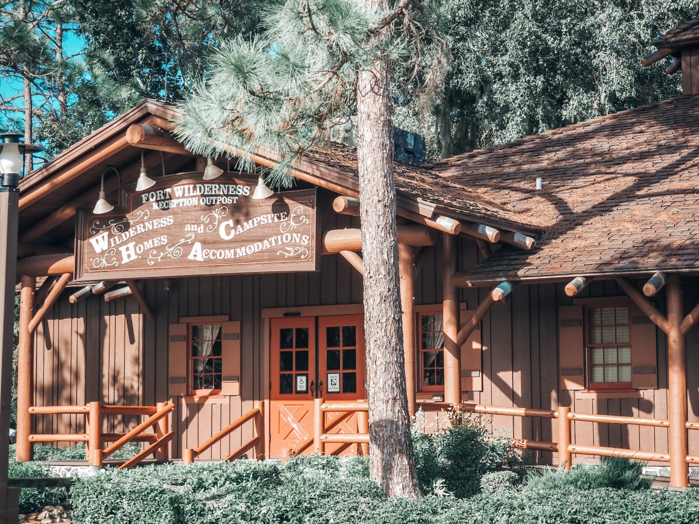 Fort Wilderness Resort and Campgrounds at Disney
