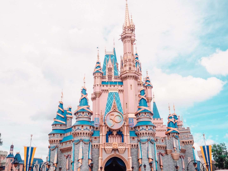 Walt Disney World 50th Anniversary Plans