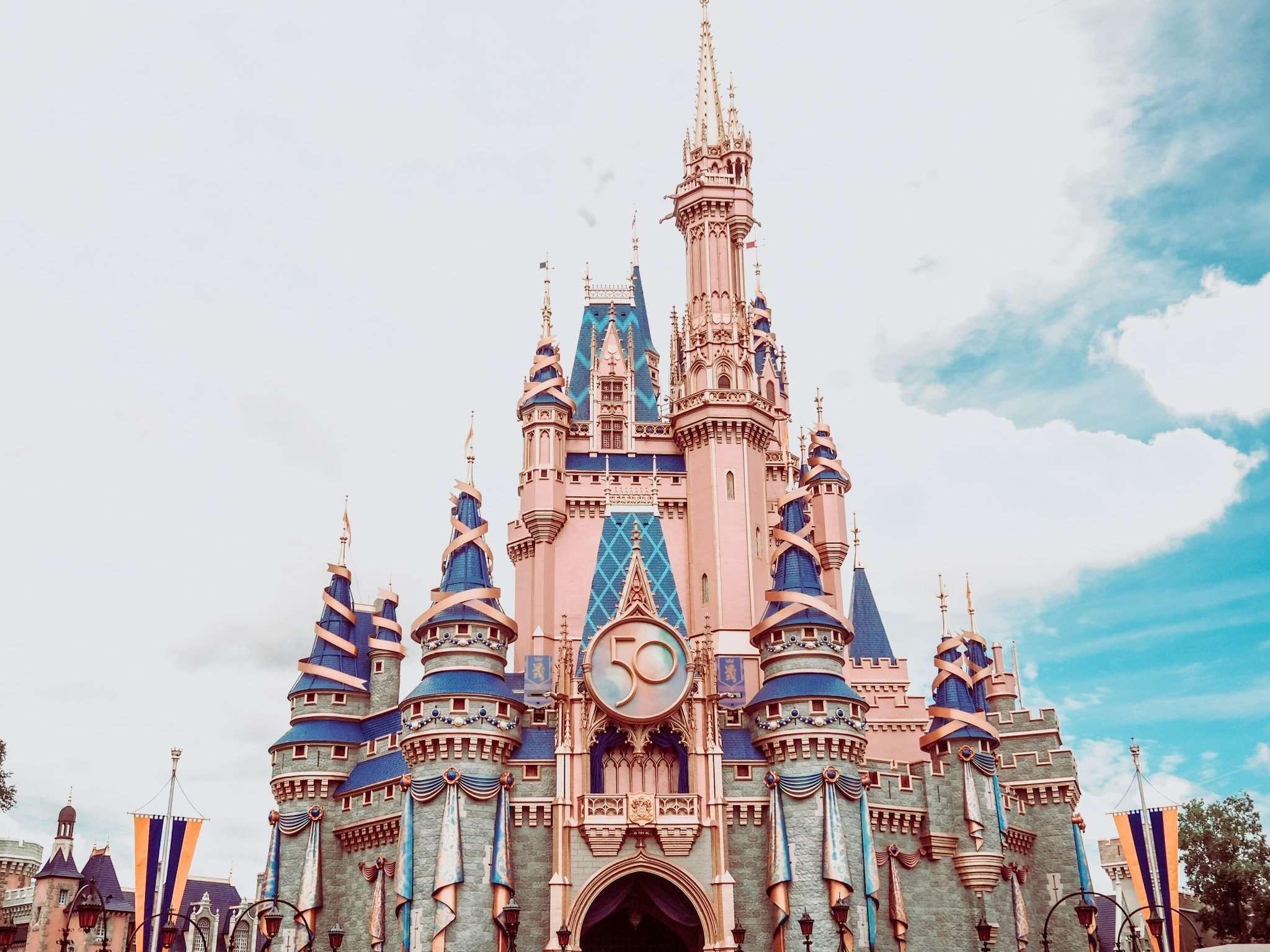 Walt Disney World's 50th Anniversary 2021 The World's Most Magical Celebration