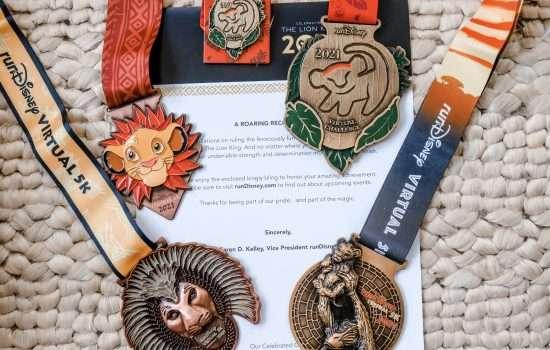runDisney Summer Running Virtual Series