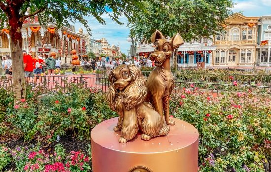 50th Anniversary FAB 50 Disney Character Statues at Walt Disney World and Where to Find Them