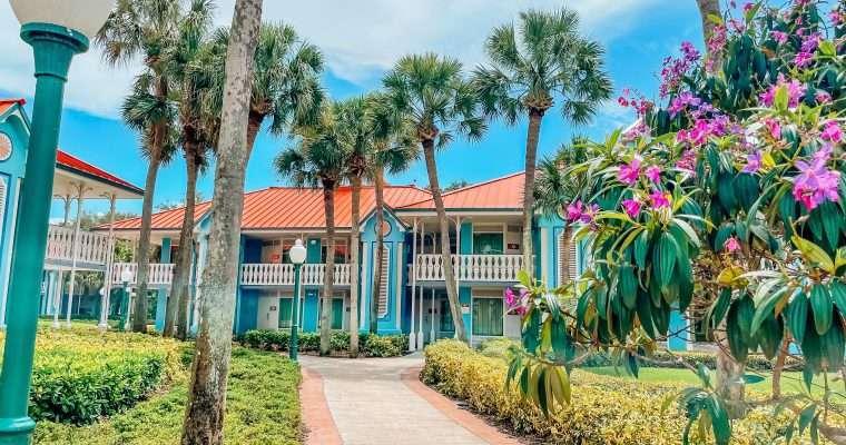 Caribbean Beach Resort at Walt Disney World Resort Review