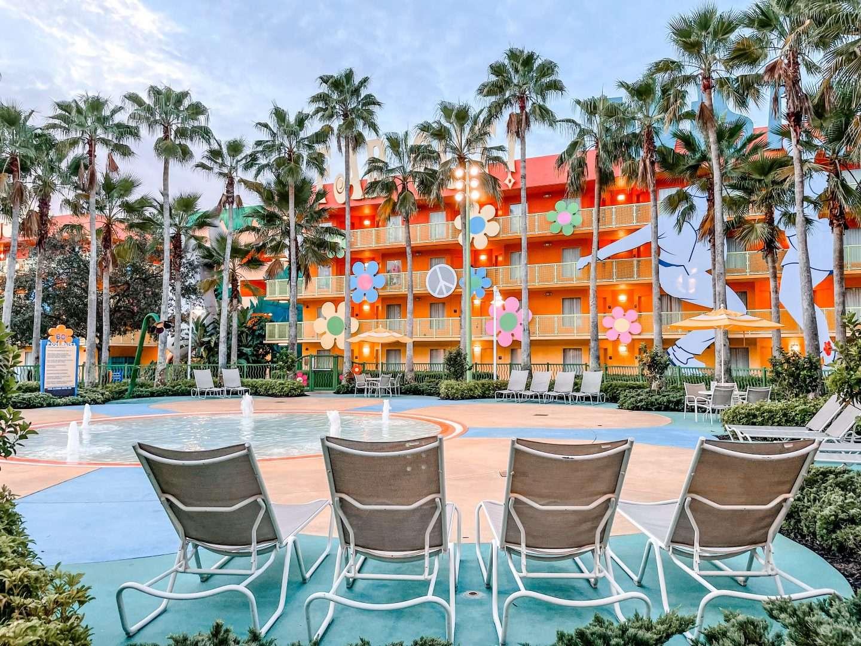 Pop Century Resort Pools