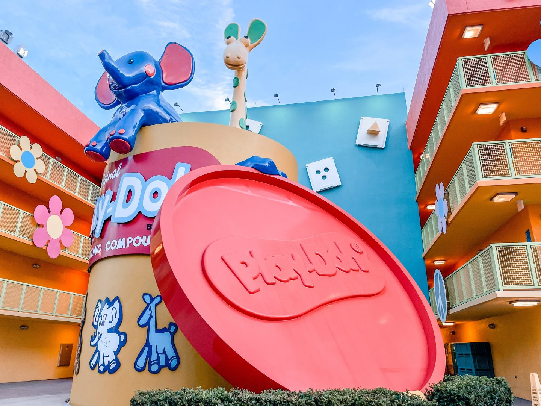 Pop Century Disney Resort Review