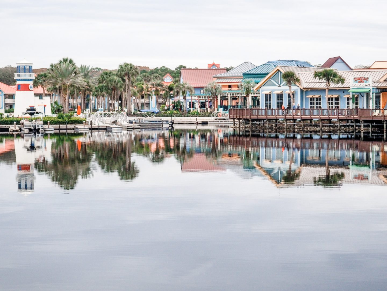 Centertown Market at Caribbean Beach Resort