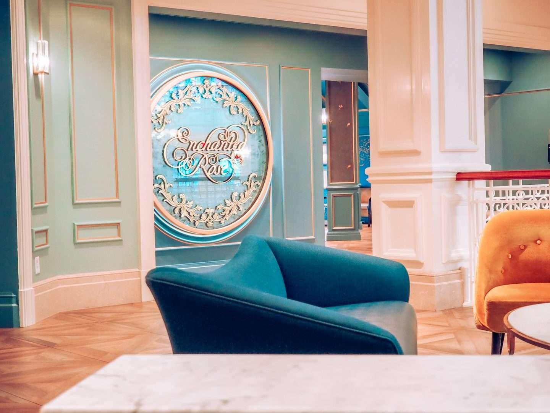 Enchanted Rose Lounge at Disney's Grand Floridian