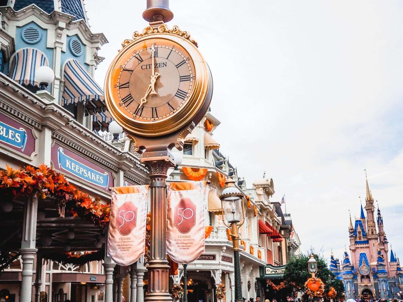 Walt Disney World's 50th anniversary Most Magical Celebration