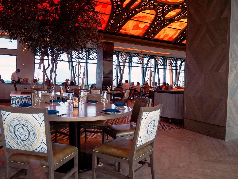 Toledo Restaurant at Coronado Springs Walt disney World