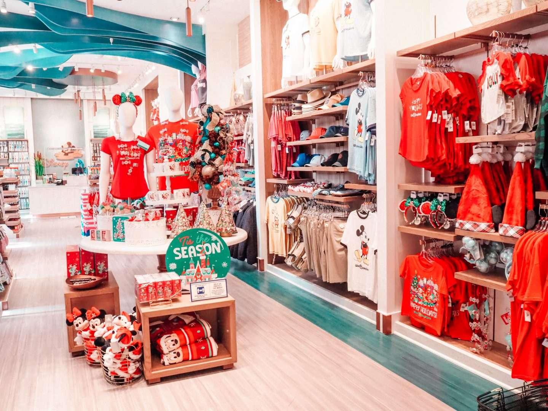 Disney Christmas Merchandise